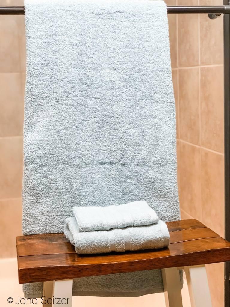 micro cotton luxury linens sea glass