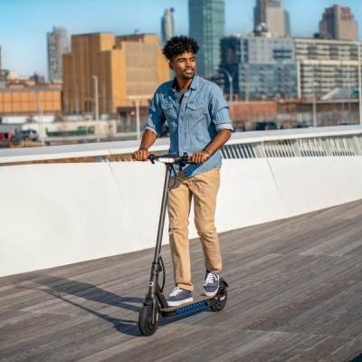 Back-to-School with Jetson Quest Electric Scooter