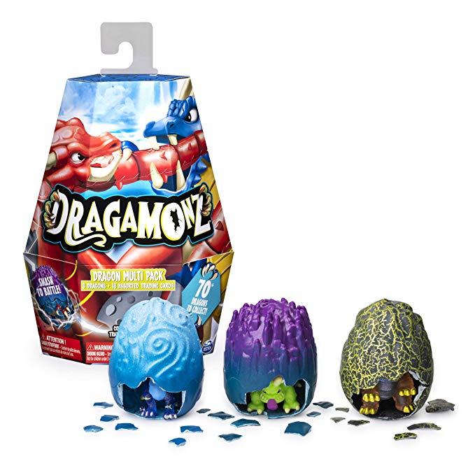 Dragamonz Dragon Multi 3-Pack