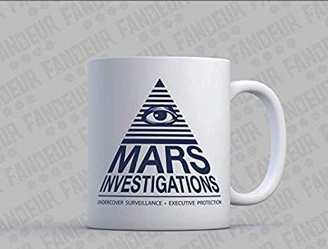 Mars Investigations Coffee/Tea Mug -