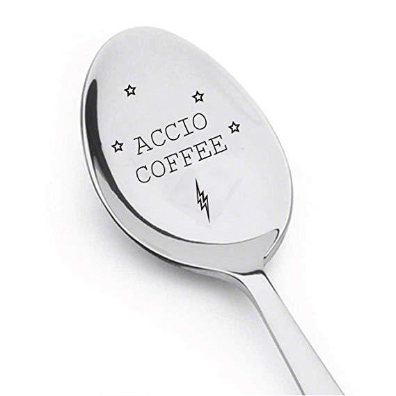 Accio Coffee Spoon Harry Potter