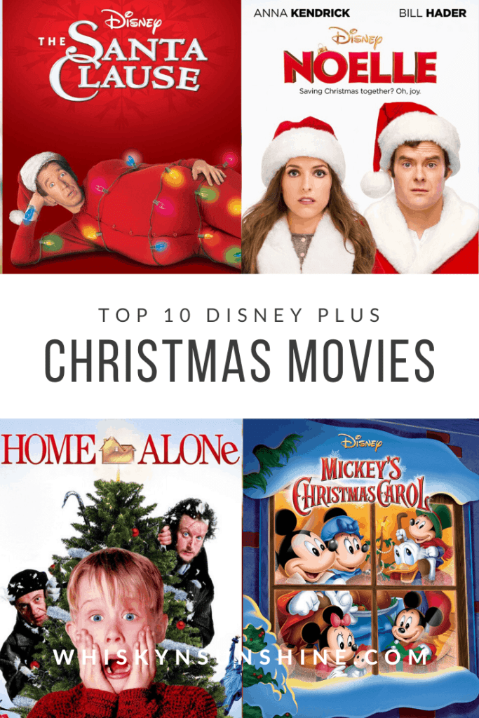 disney plus top 10 christmas movies
