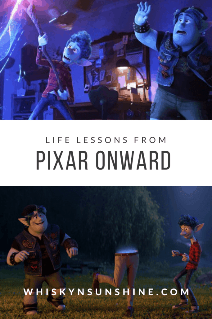 life lessons from pixar onward