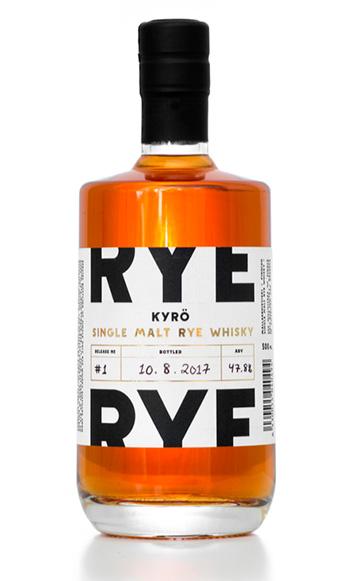 Kyrö Single Malt Finnish Rye Whisky review by WhiskyRant