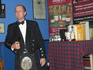 Dufftown whiskies to celebrate defeating Megaera