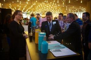 Joanne Brown op het International Malt Whisky Festival Gent 2014