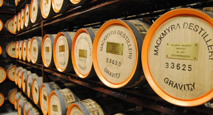 Mackmyra - Barrels