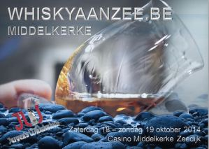 Flyer Whisky aan Zee