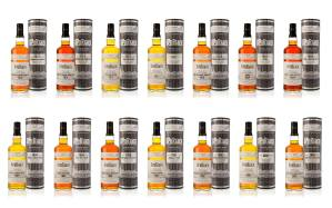 BenRiach Batch 11 Single Casks