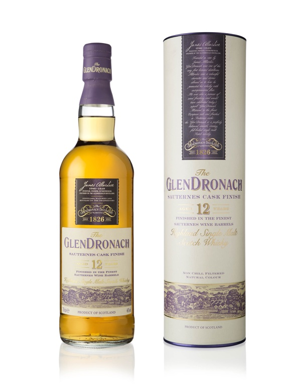 GlenDronach 12 years old Sauternes Cask Finish