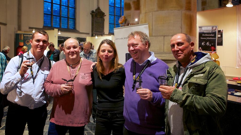 Whisky with Friends op het Whisky Festival Den Haag