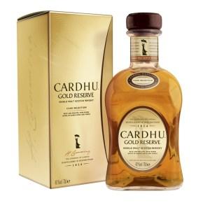 Cardhu Gold Reserver - Fles en Verpakking