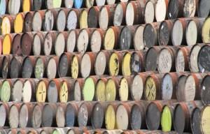 Whisky Barrels
