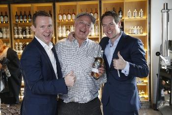 10.000 ste bezoeker bij Teeling Whiskey Company