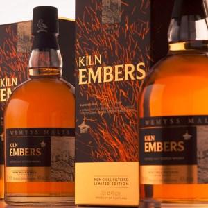 Wemyss Malts Kiln Embers Fles en Verpakking