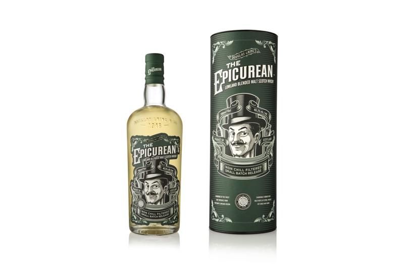 Douglas Laing's The Epicurean (Fles & Verpakking)
