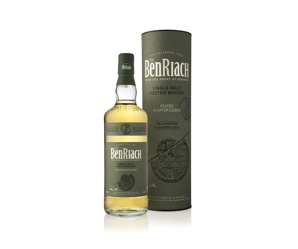 BenRiach Peated Quarter Casks