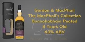 Gordon & MacPhail - Bunnahabhain Peated 8 Years Old