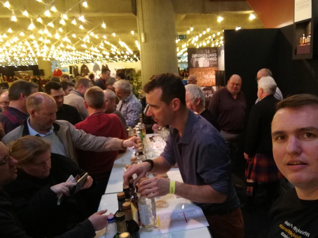 International Malt Whisky Festival Gent
