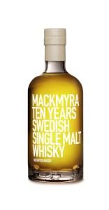 Mackmyra Ten Years - Bottle