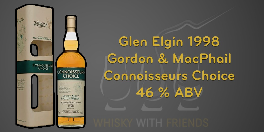 Glen Elgin 1998 - Gordon & MacPhail