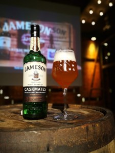 Jameson Cask Mates & Beersrtorming Brussels' Share