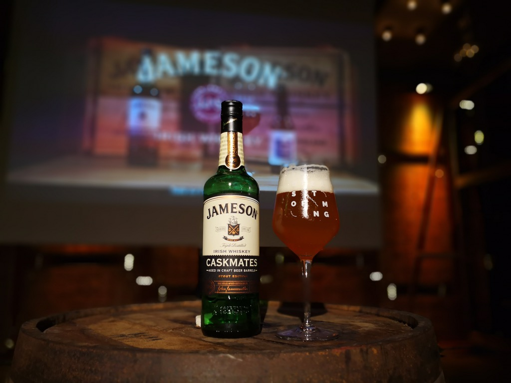 Beerstorming with Jameson