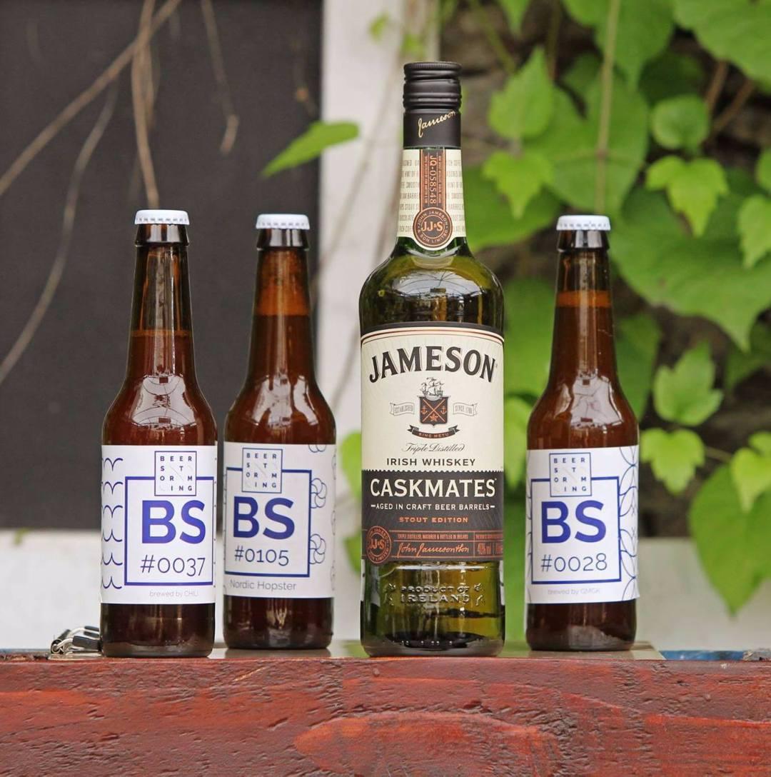 Jameson x Beerstorming