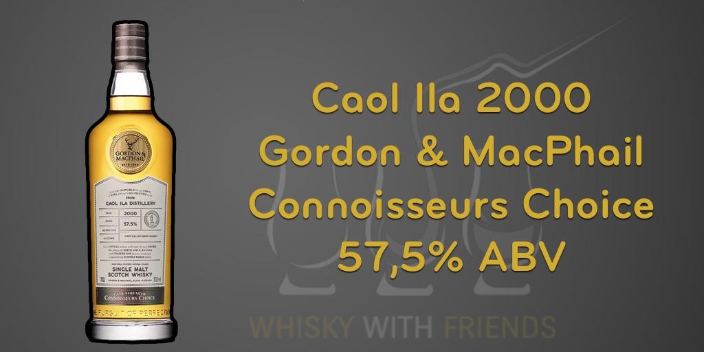 Caol Ila 2000 - Gordon & MacPhail - Connoisseurs Choice