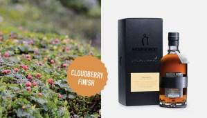 Mackmyra Moment Fjällmark - Cloudberry