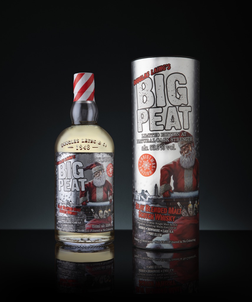 Big Peat Christmas 2018