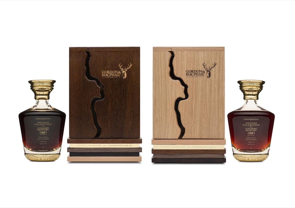 Twin Longmorn - Box and Decanter