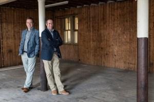 Richard en Stuart Urquhart kozen de Twin Longmorn uit