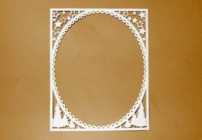 Papercut Illustrations for Libelle Magazine - Frame - Whispering Paper