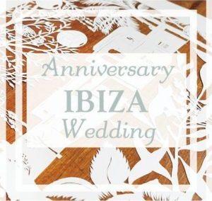 Anniversary Ibiza Wedding