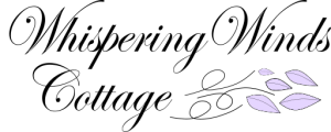 Whispering Winds Cottage Logo