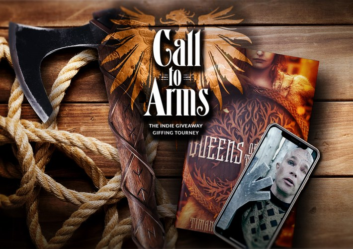 Call to Arms: Queens of the Wyrd Giveaway