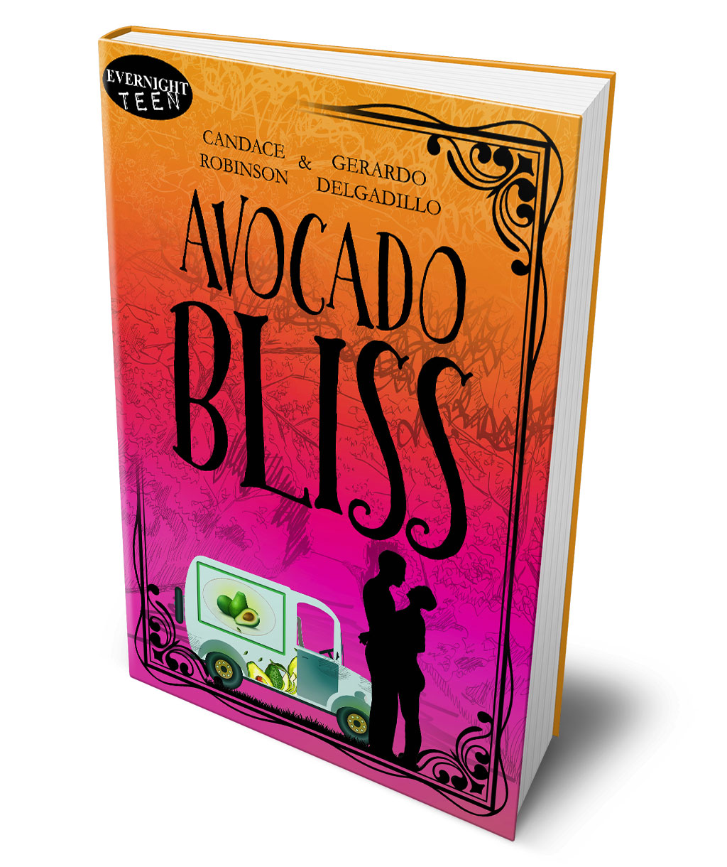 Avocado Bliss by Candace Robinson and Gerardo Delgadillo