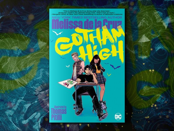 Gotham High by Melissa de la Cruz