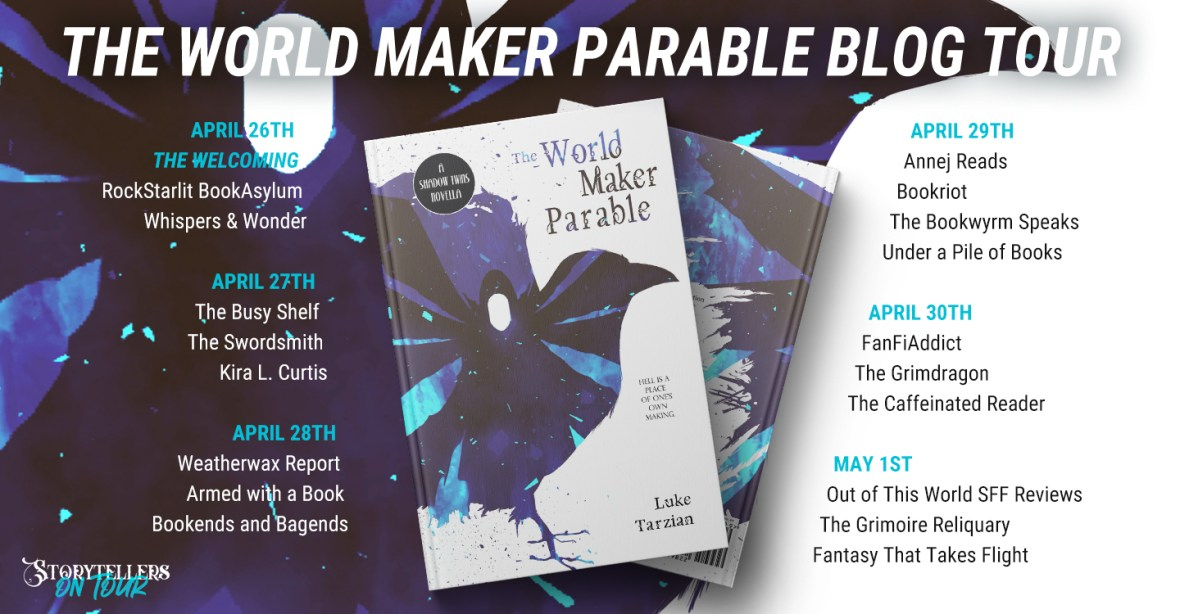 The World Maker Parable Blog Tour