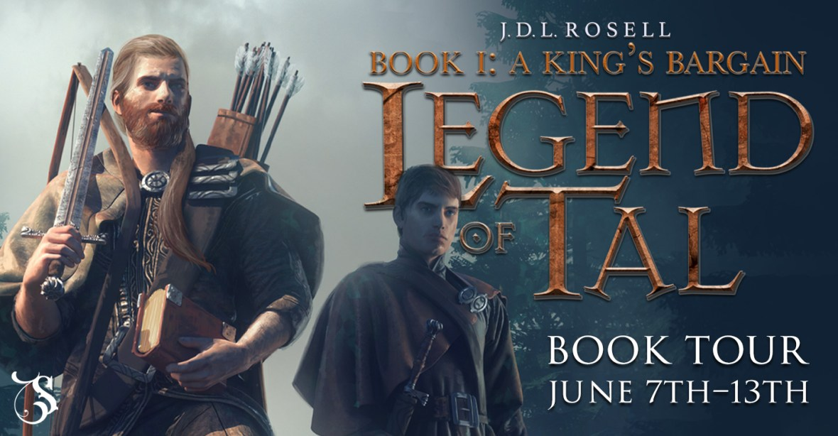 A King's Bargain Book Tour