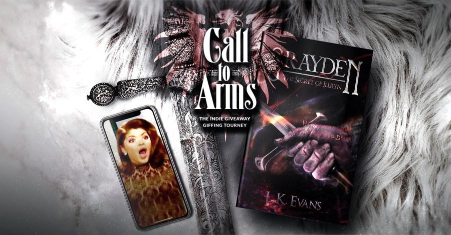 Grayden: The Secret of Illryn by L.K. Evans