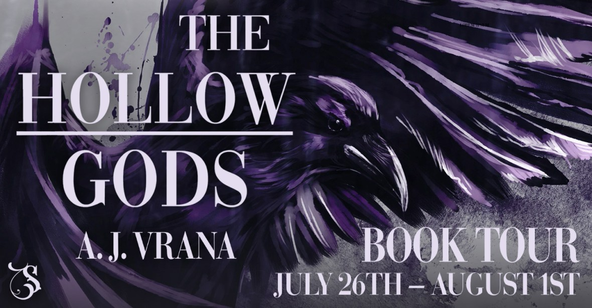 The Hollow Gods Book Tour