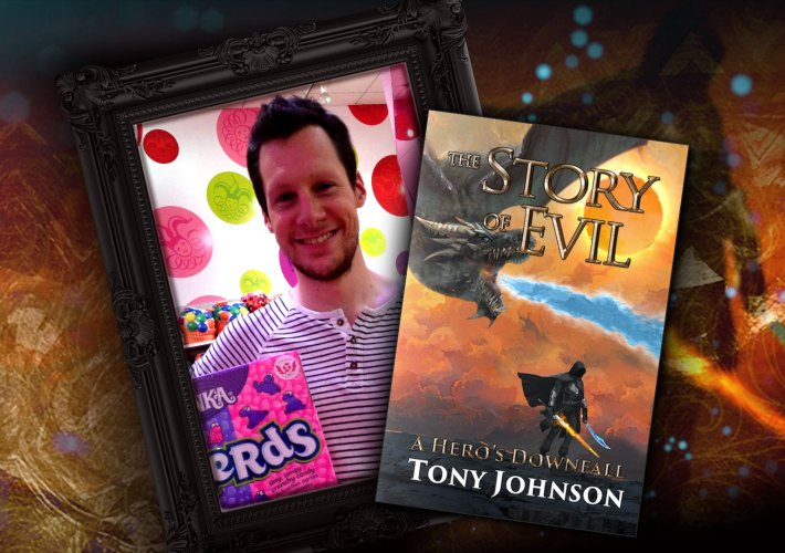 Storytellers On Tour Presents: A Hero's Downfall by Tony Johnson