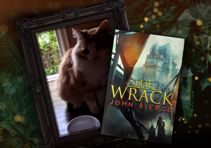 Storytellers On Tour Presents: The Wrack by John Bierce