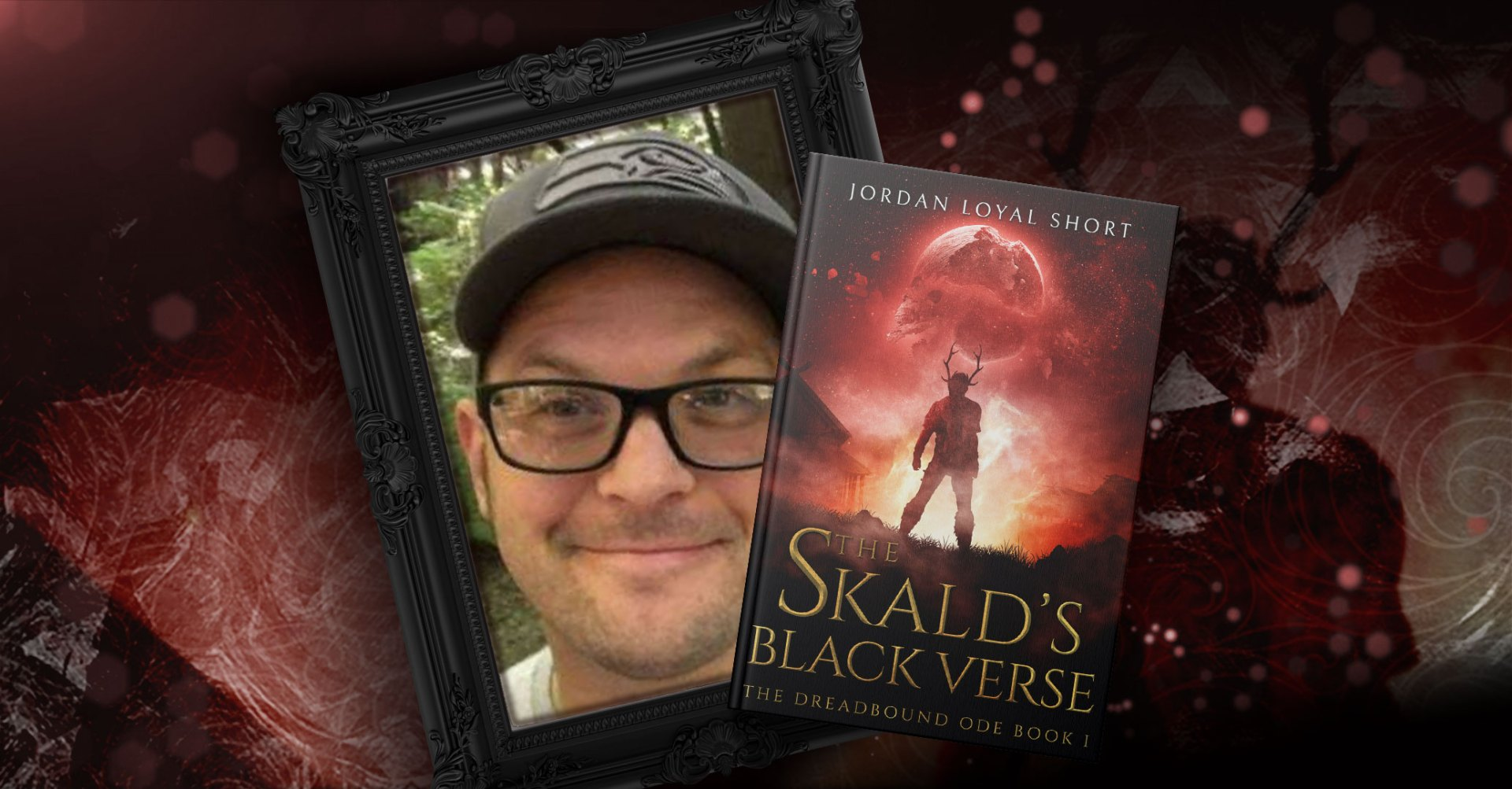 Storytellers On Tour Presents: The Skald's Black Verse by Jordan Loyal Short