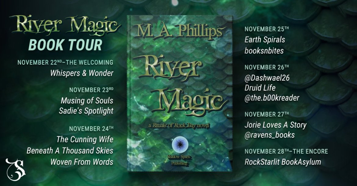 Storytellers On Tour Presents: River Magic by M. A. Phillips