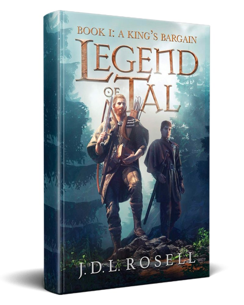 A King's Bargain by J.D.L. Rosell
