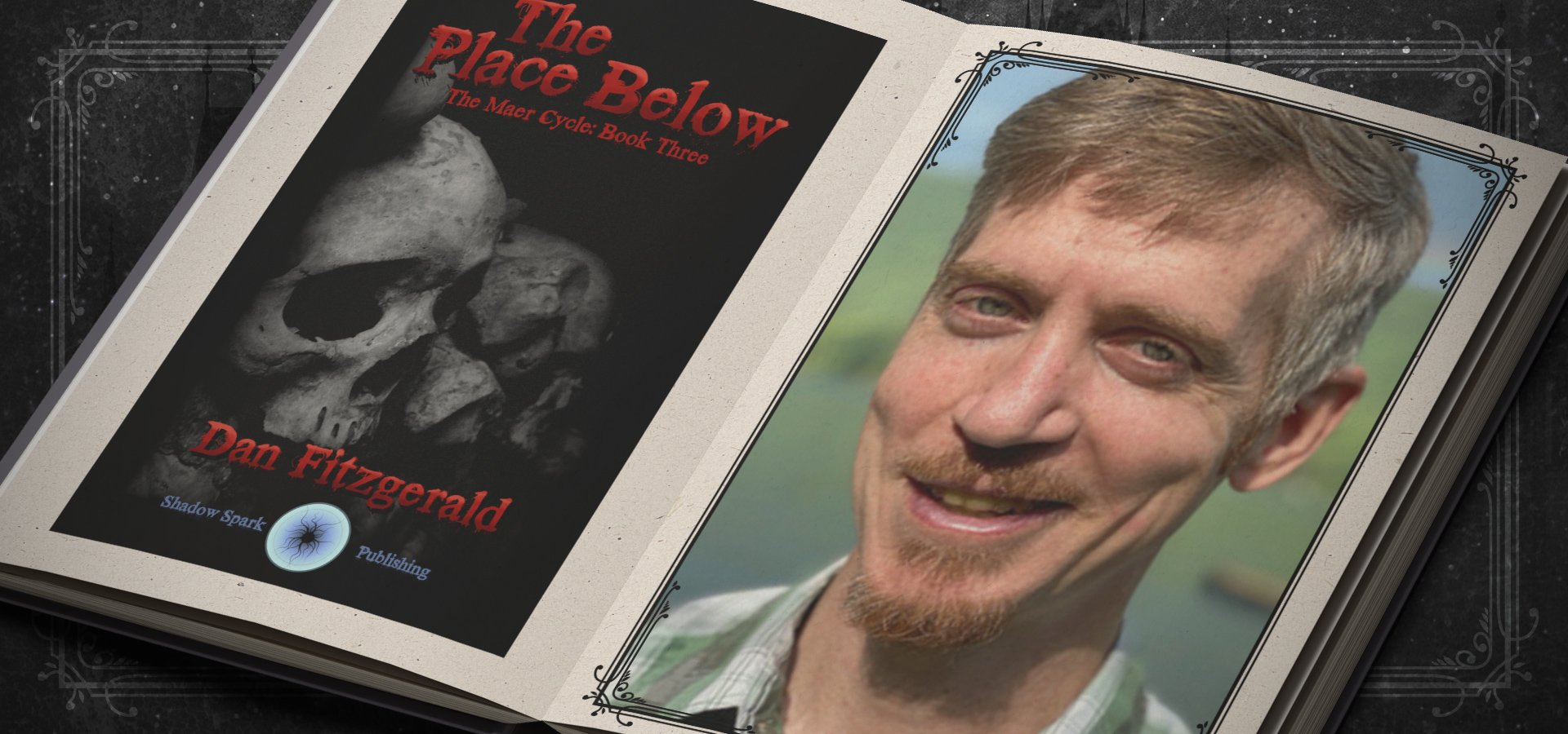 Storytellers on Tour Presents: The Place Below by Dan Fitzgerald
