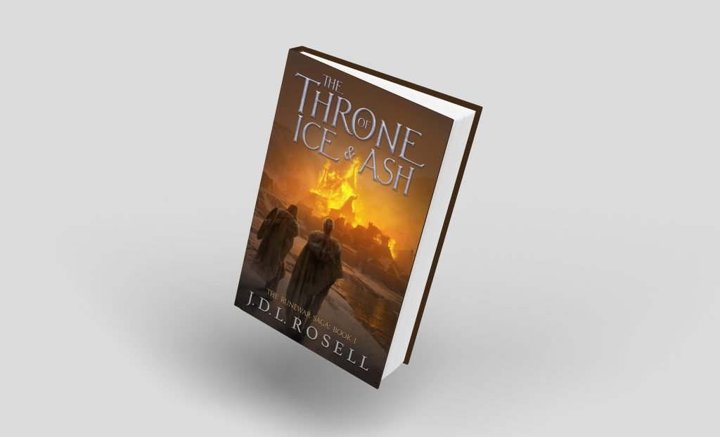 The Throne of Ice & Ash by J.D.L. Rosell